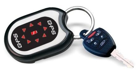 innoXplore iX-G76 Mini GPS Car and Location Finder