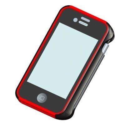 innoXplore iX-P26 iPhone 4G Protection Case with Stylus pen